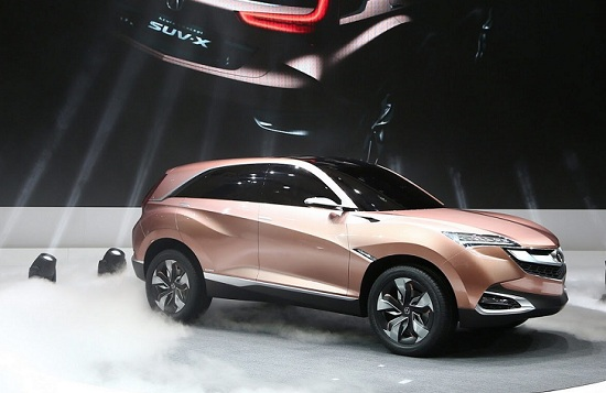 Acura Concept SUV-X