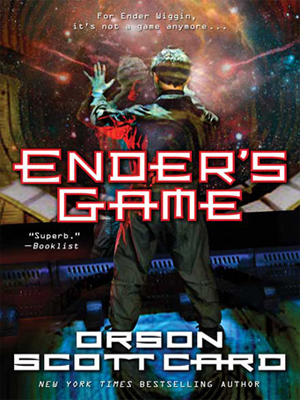 """إندرز جيم "" لاورسون سكوت ""Ender's Game"" by Orson Scott Card"