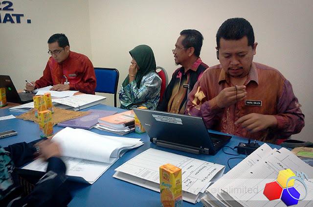 mknace unlimited | Audit Pengurusan Maklumat EMiS Online Batu Pahat