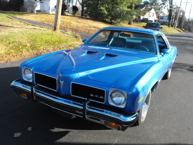 Worksheet. Daily Turismo 15k 1973 Pontiac GTO Sport Coupe  3spd Manual