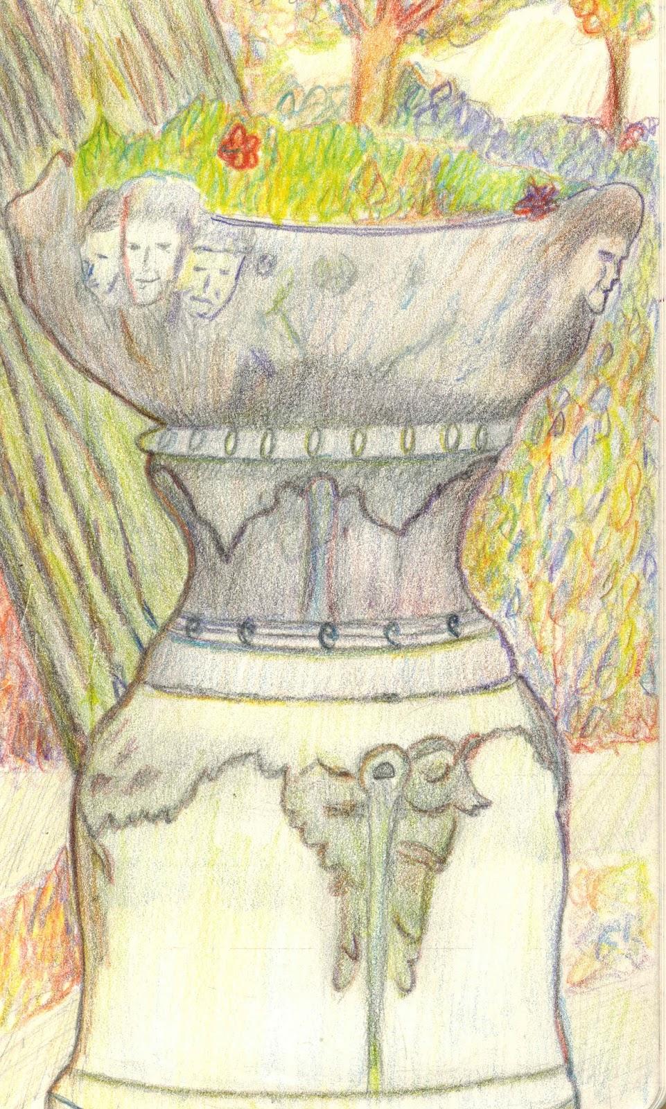 Un passeport pour revivre dessiner boulogne billancourt - Dessiner un vase ...