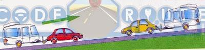 خاص السيارة صفراء توقف وتسمح لي سيارة حمراء تدوز لإنها في طلعة