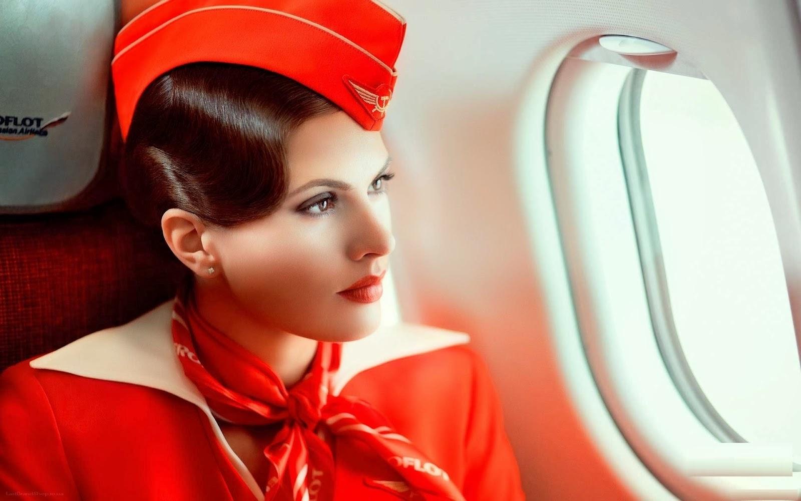 Pramugari Tercantik dan Terbaik aeroflot