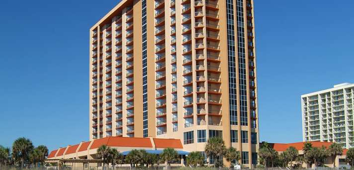 Embassy Suites South Hampton Myrtle Beach