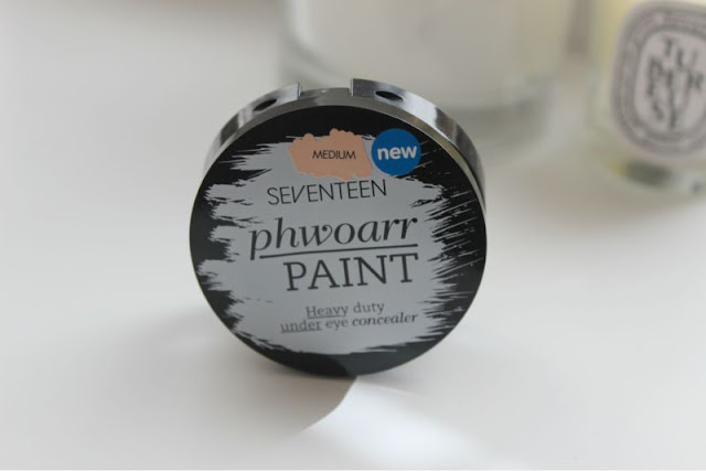 Seventeen Phwoarr Paint Heavy Duty Under Eye Concealer