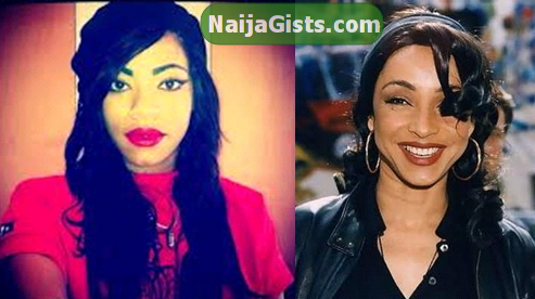sade adu daughter ila photo