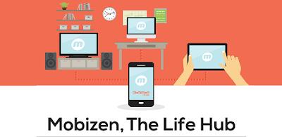 Mobizen Recorder by Mobizen Yazısını Kaldırmak
