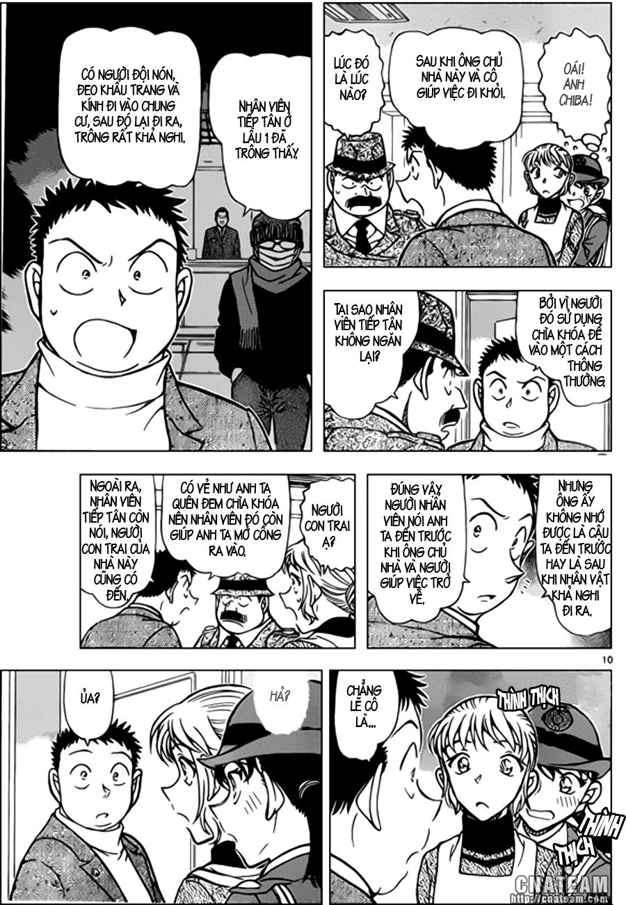 Thám Tử Lừng Danh Conan - Chapter 848 - Pic 11