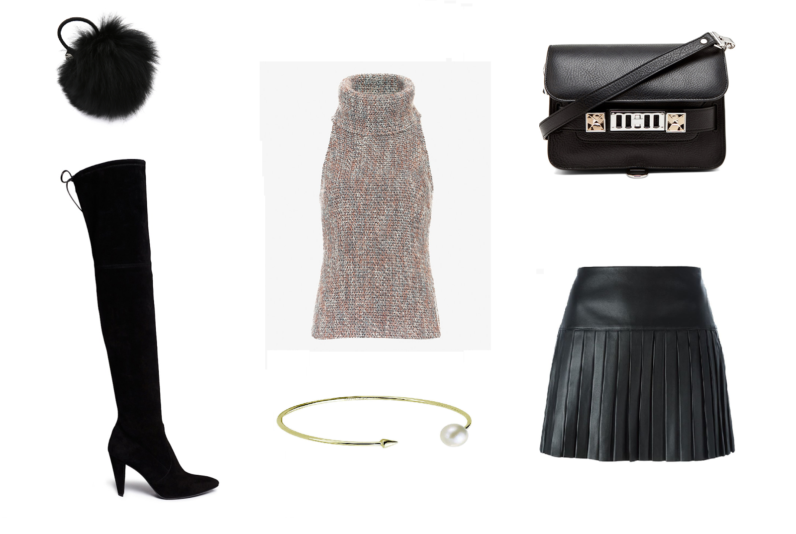 What to Wear For A Casual Winter or Fall Date Night