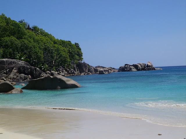 Takamaka Beach, Mahe, Seychelles