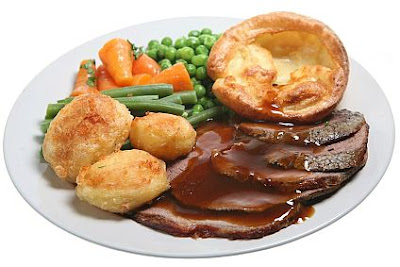 comida inglesa