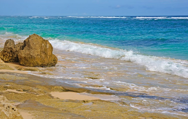 Karma Kandara Private Beach Bali Indonesia Blue Ocean