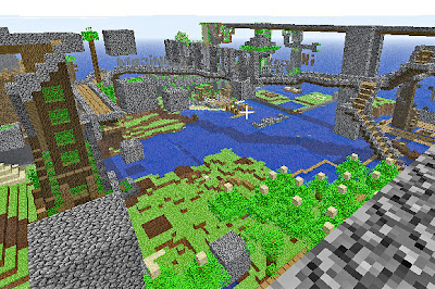 minecraft 1.1 game picture