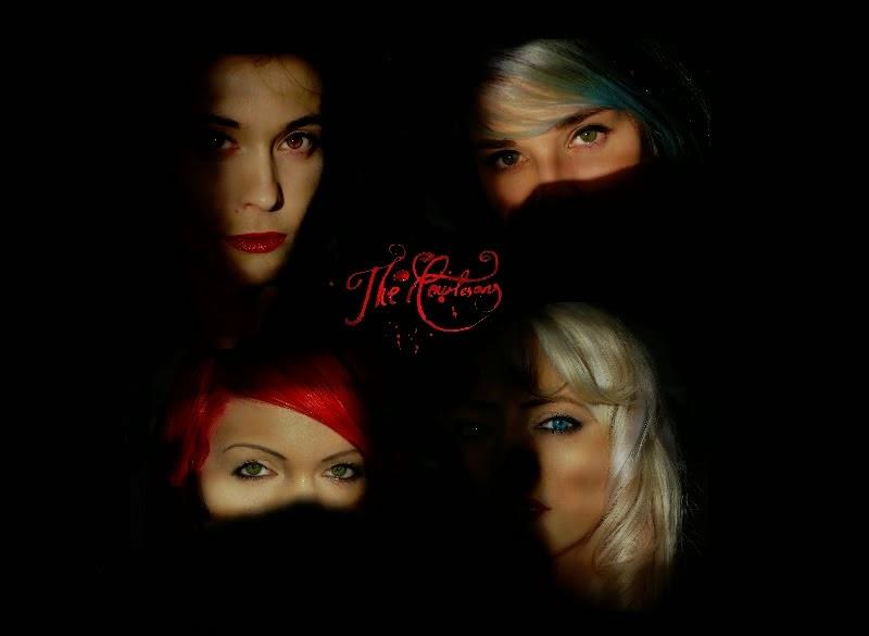 The Courtesans live Q&A, video stream new single August