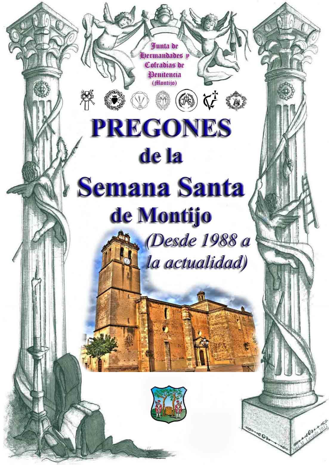 Cofradía Nazareno y Piedad de Montijo : Pregones Semana Santa