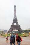 Tour to Menara Eiffel