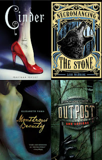 Fierce Reads book covers