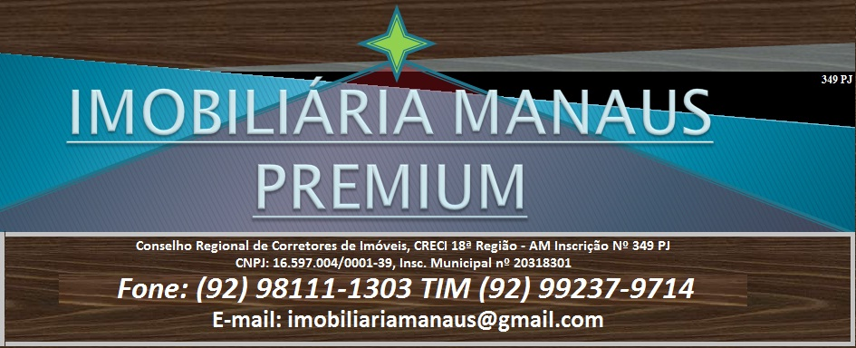 IMOBILIÁRIA MANAUS PREMIUM MANAUS
