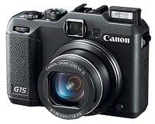 My Canon Powershot G15