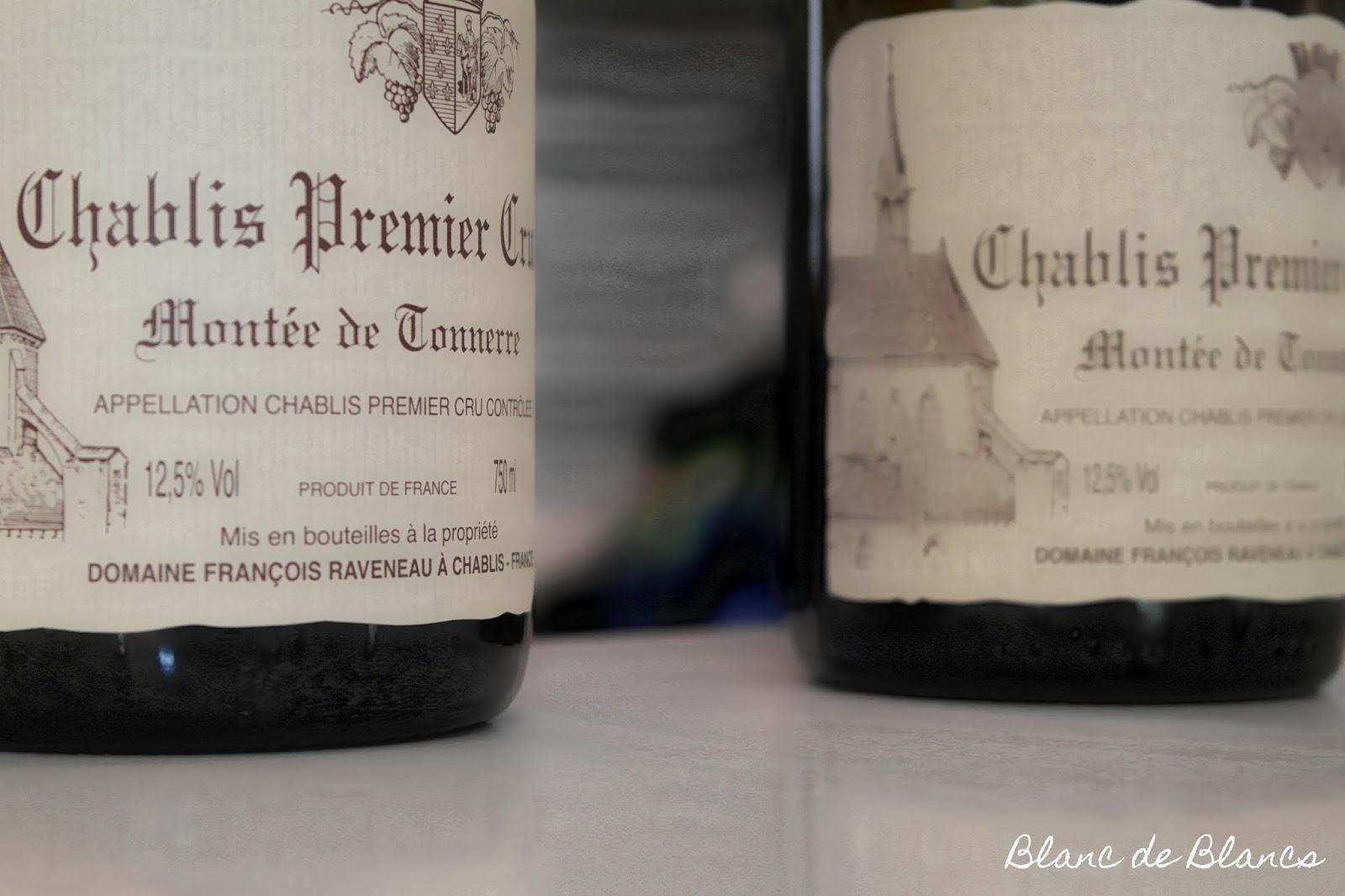 François Raveneau Montée de Tonnerre Chablis-viini