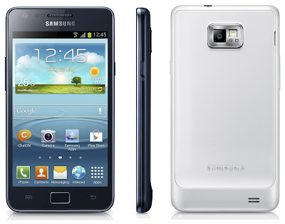 SAMSUNG GALAXY S2 PLUS I9105 / I9105P PRICE & FULL SPECIFICATIONS