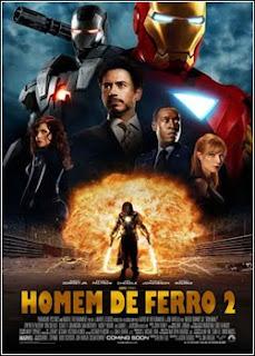 Download - Homem De Ferro 2 DVDRip - Dual Áudio