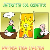 Intervista col creativo .. che sarei io