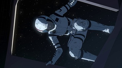Knights of Sidonia - The Movie - Japanese Trailer - Screenshot