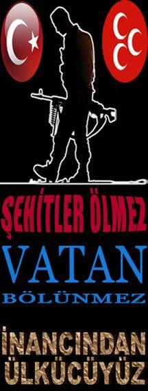 ŞEHİTLER ÖLMEZ