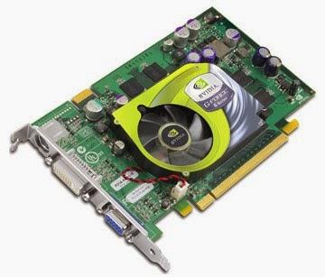 Cara Memperbaiki VGA Laptop - Video Card Laptop