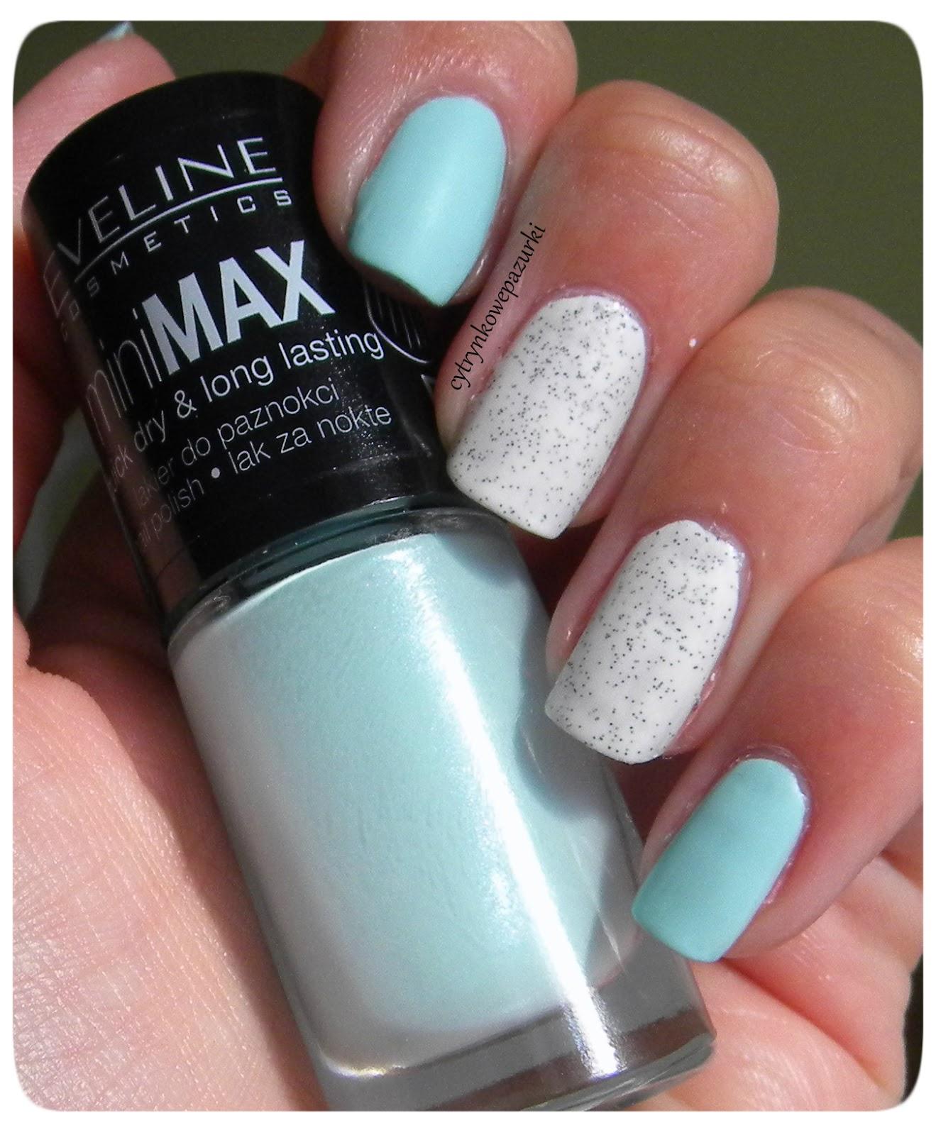 Eveline MiniMax 934 Big Brush i biały marmurek Lemax