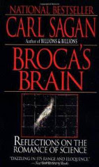 Broca's Brain by Carl Sagan book