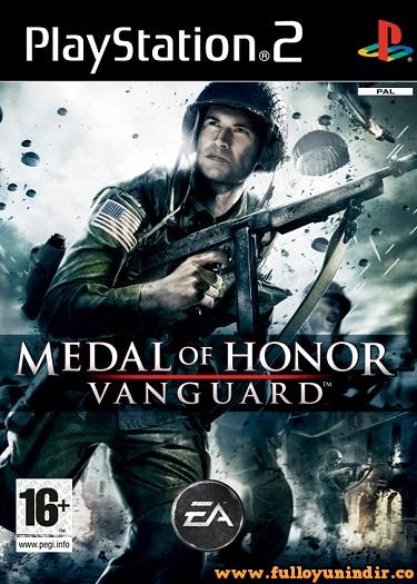 Medal of Honor Vanguard (PAL) Playstation 2