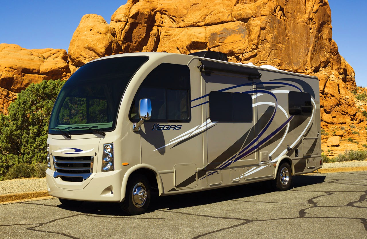 National Rv Trade Show Thor Motor Coach Adds New Dynamic