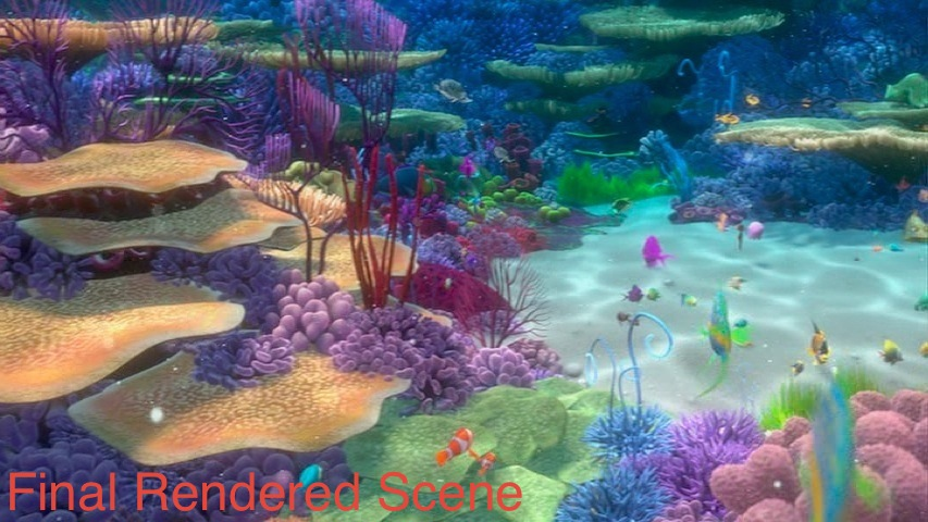 finding nemo coral reef - photo #5
