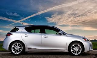 2014 Lexus CT200h – Changes