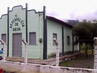 IGREJA ASSEMBLEIA DE DEUS-TEMPLO CENTRAL DE LAGEIRO