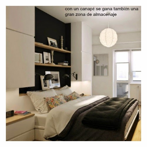 Mi rinc n de sue os ideas para decorar un dormitorio peque o - Ideas para decorar un dormitorio ...