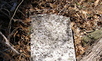 Zachariah's Headstone