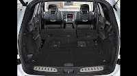 The New 2014 Dodge Durango trunk