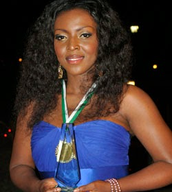 Yvonne Okoro Actress Ghana