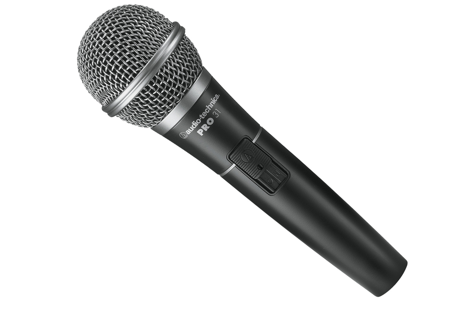 how to hold a speech and a microphone