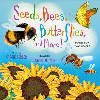http://www.amazon.com/Seeds-Bees-Butterflies-More-Voices/dp/0805092110