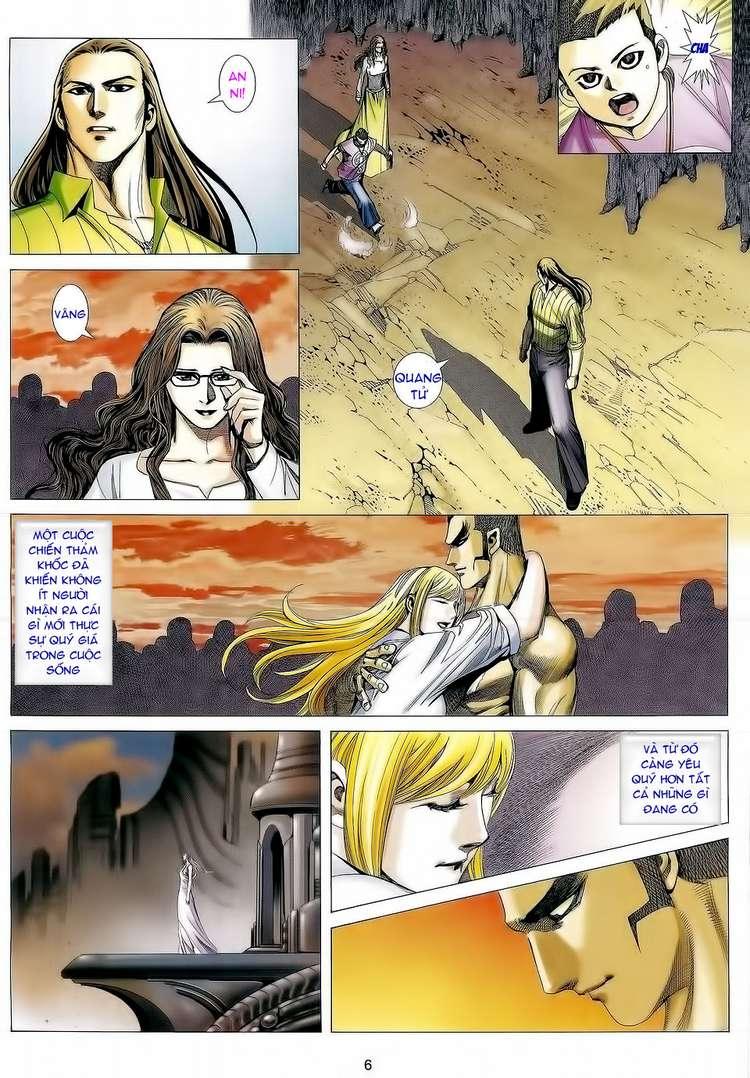 Võ Thần Phượng Hoàng chap 138 - Trang 6