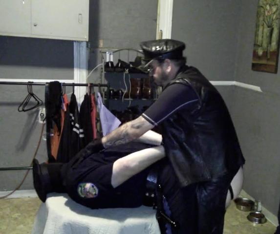 free gay cops in uniforms