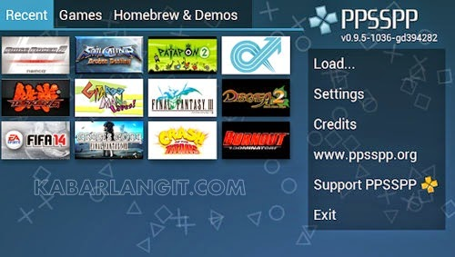 game psp di hp android