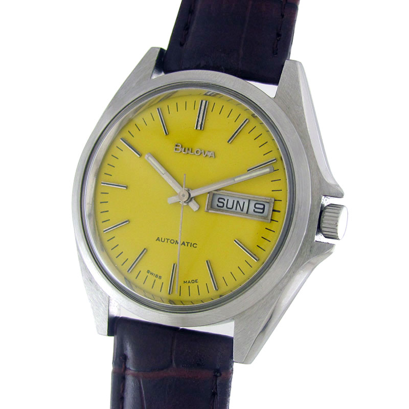 dating a bulova watch Wittnauer watches began with albert wittnauer,  how to date a wittnauer watch  how to identify old bulova watches.