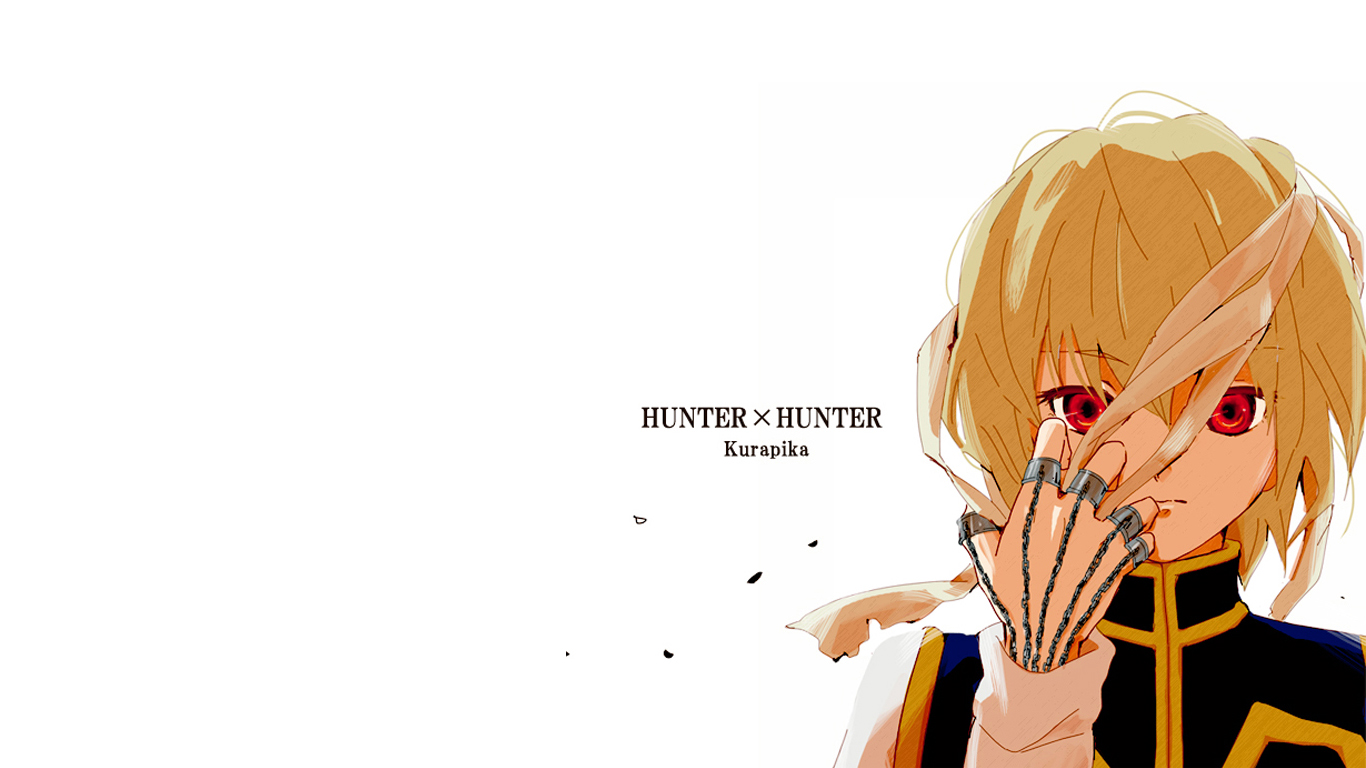 Kurapika Scarlet Eye Hunter X Hunter 2011 Chain Blonde Hair Anime HD    Kurapika Wallpaper Backgrounds