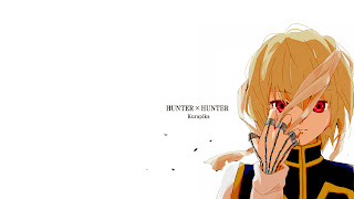 Kurapika Scarlet Eye Hunter X Hunter 2011 Chain Blonde Hair Anime HD Wallpaper Desktop PC Background 1871