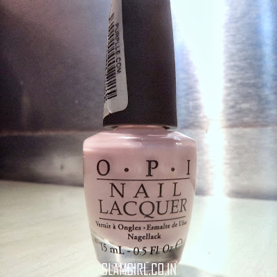 O.P.I. NAIL LACQUER CARE TO DANSE